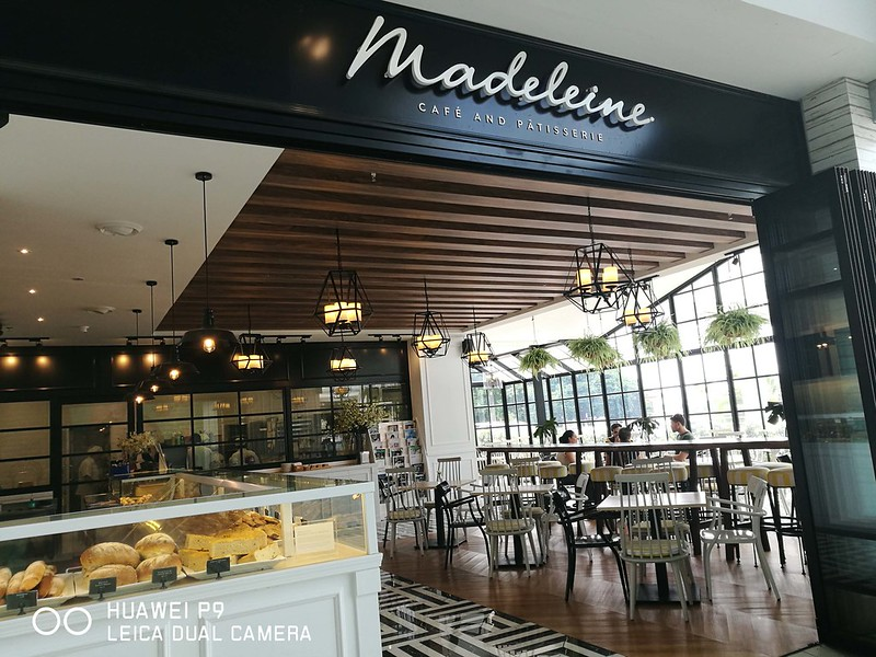 Madeleine Cafe - The Overview