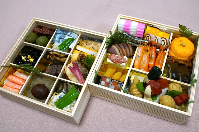Osechi (Japanese new year dish)