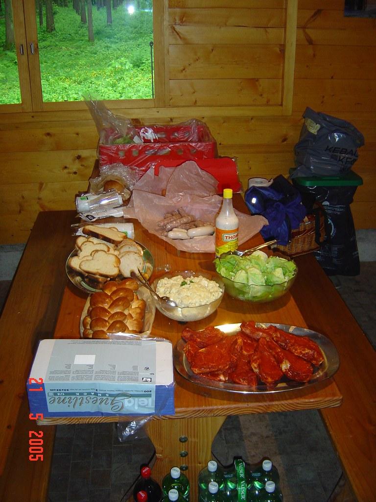 2005 Waldhütte Inkwil 21.05.05