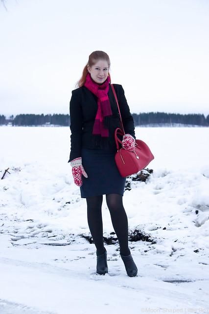 Päivän asu, tyylibloggaaja Pohjois- Karjala