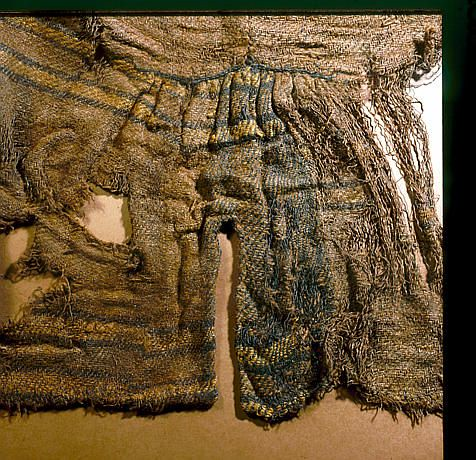 pleated and split gore, Guddal tunic (kjortel)Universitetsmuseet i Bergen 030984