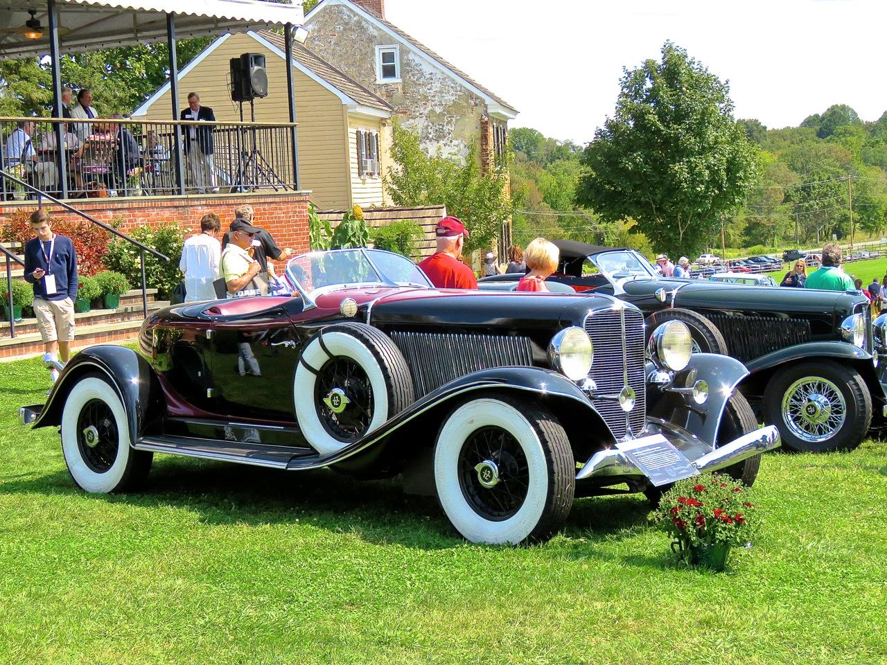 Auburn 12-165 Salon Speedster 1