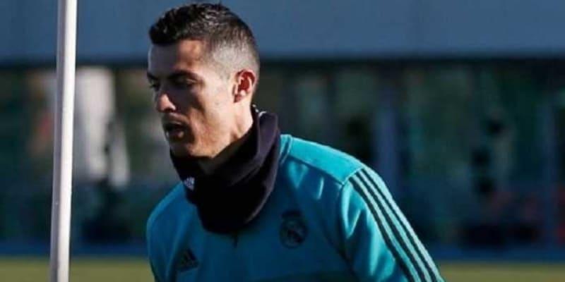 2 Hari Jelang El Clasico, Cristiano Ronaldo Berlatih Sendirian