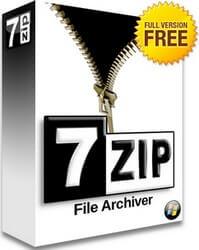 Cách nén file tối ưu nhất với 7 zip