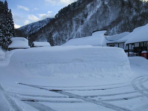 除雪はここまでしている