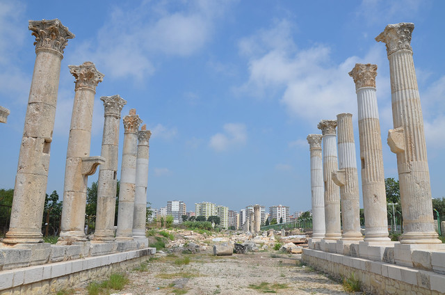 Soli/Pompeipolis, Turkey