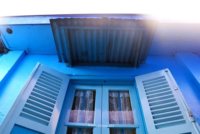 Kampung Biru Malang