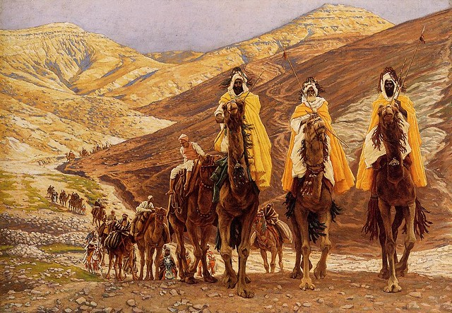 James-Jacques-Joseph-Tissot-Journey-Of-The-Magi
