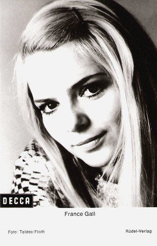 France Gall (1947-2018)
