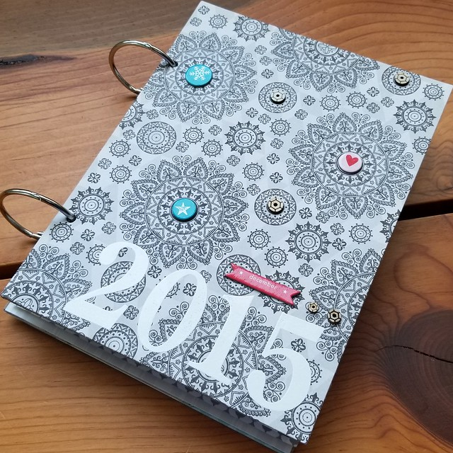 2015 Holiday Card Mini Album | shirley shirley bo birley Blog