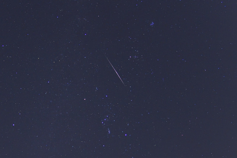 Gemini meteor shower