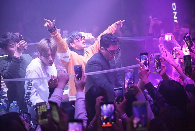 BIGBANG via pandariko - 2017-12-16  (details see below)