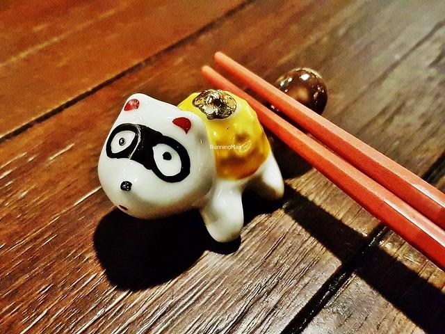 Chopstick Rest Tanuki