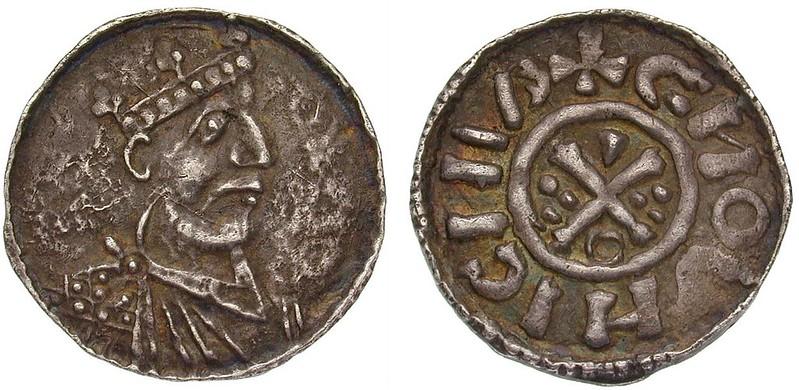 Coin of Conrad II, a Holy Roman Emperor
