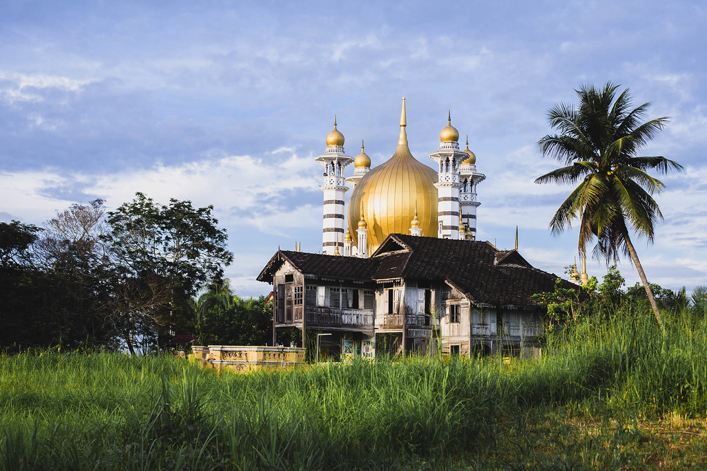 Ubudiah Royal Mosque