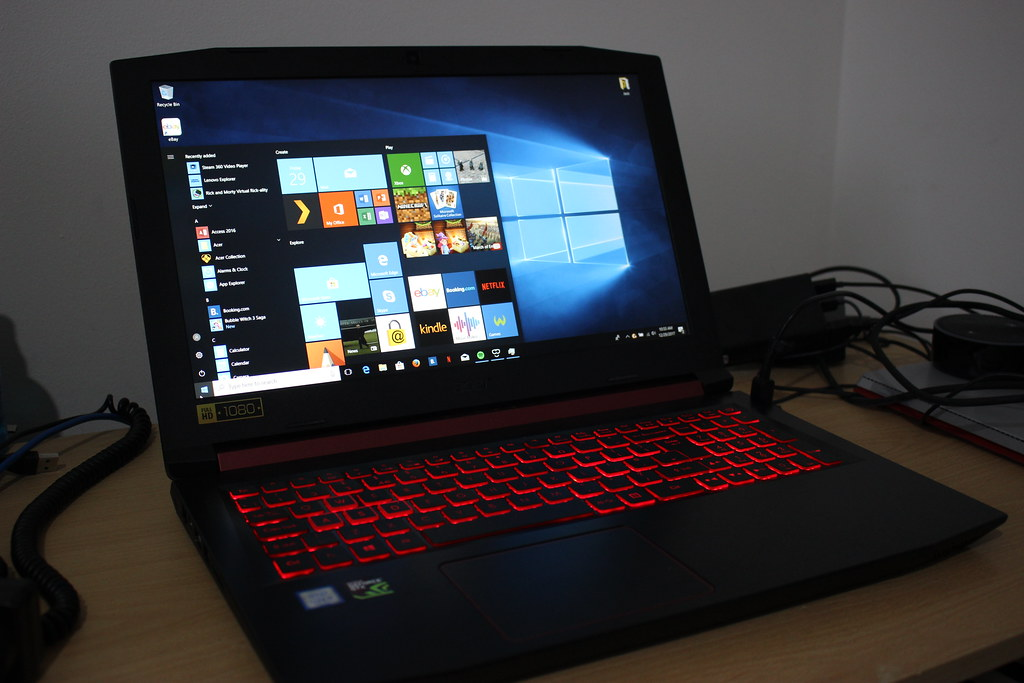 Video Acer Nitro 5 Gaming Laptop Review The Digital