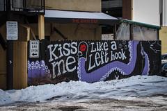 Kiss Me Like a Left Hook