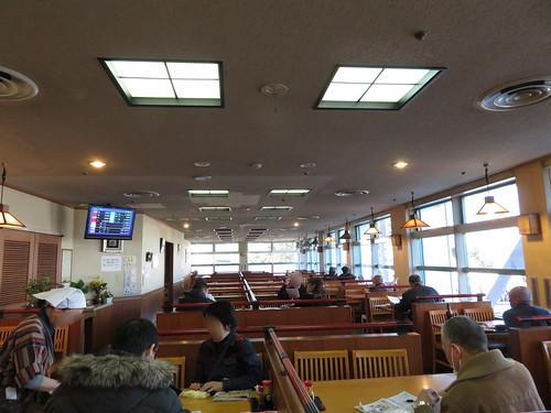 中山競馬場の寿美屋