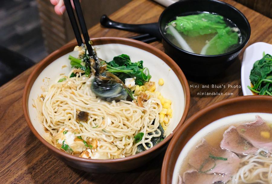 上泓園牛肉麵-科博館美食16