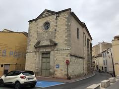 Narbonne: Chapelle des Pénitents Bleus