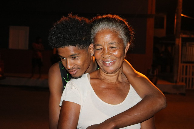 Faces from S-FEST in Cape Verde