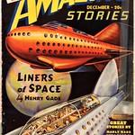 Amazing Stories Magazine from 1939