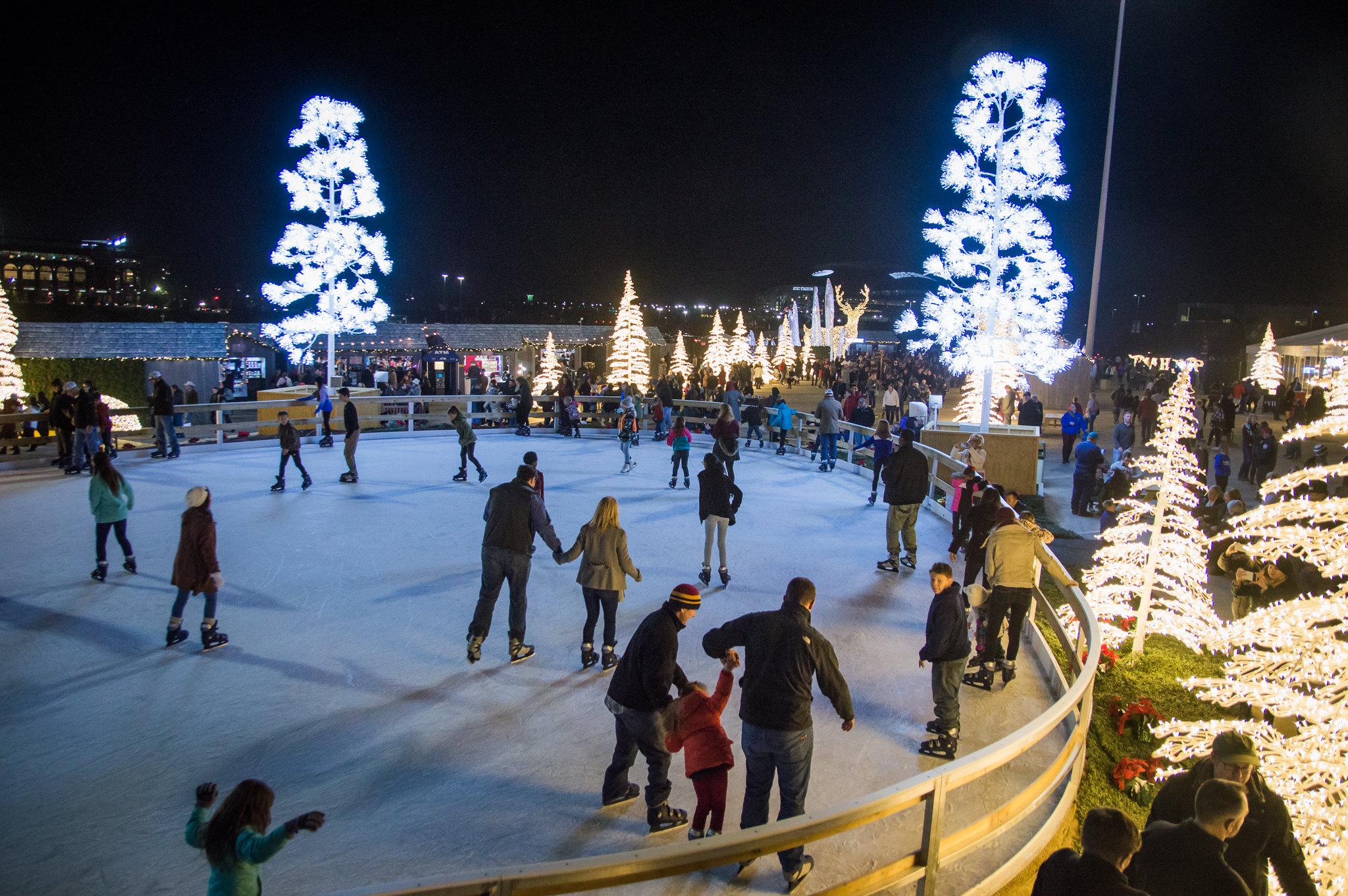 4 Things You'll Find at Enchant Christmas Arlington
