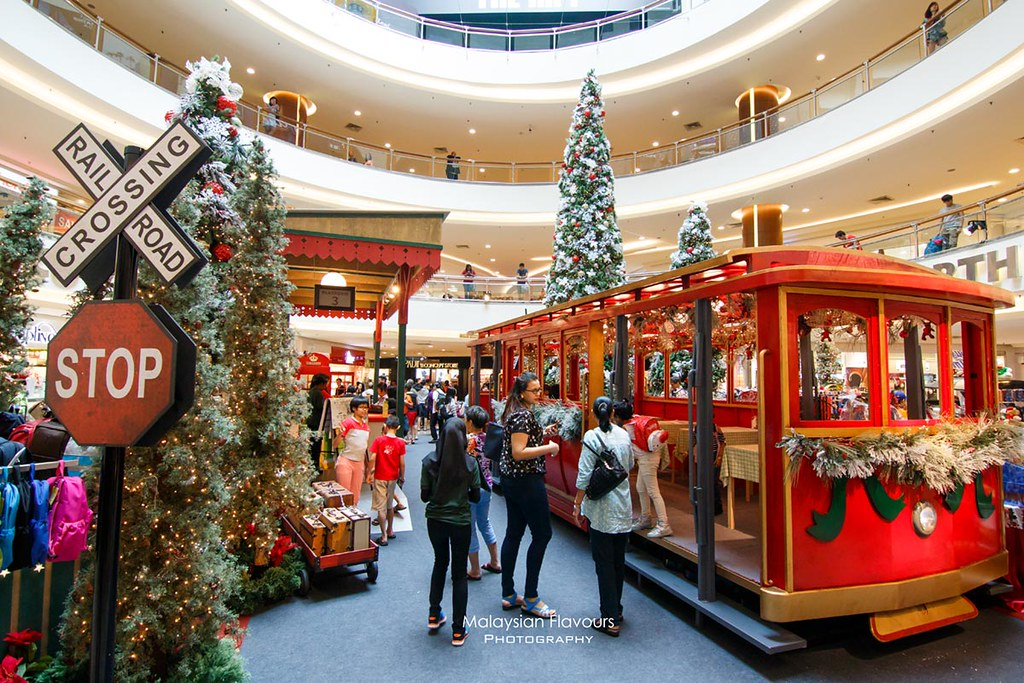 Mid Valley Megamall Christmas Decor 2017