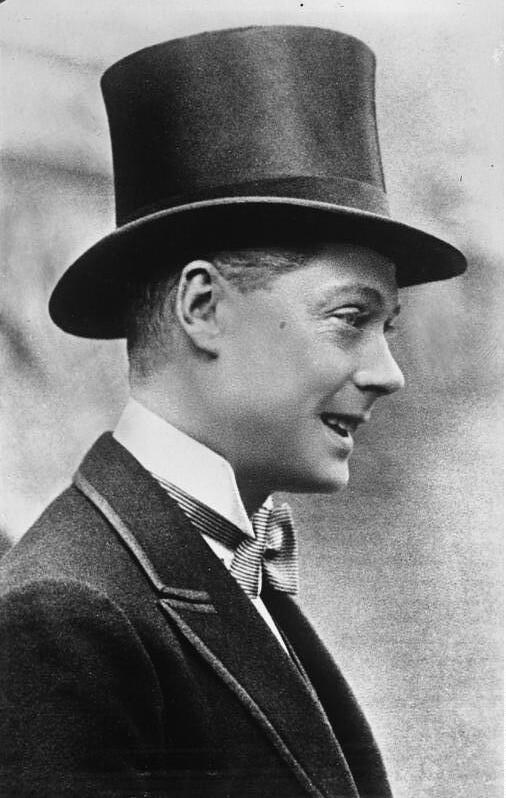 Edward in 1936