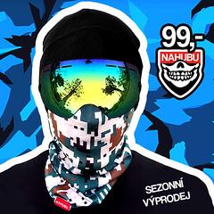 Masky NAHUBU - titulní fotka