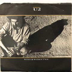 U2:WITH OR WITHOUT YOU(JACKET A)