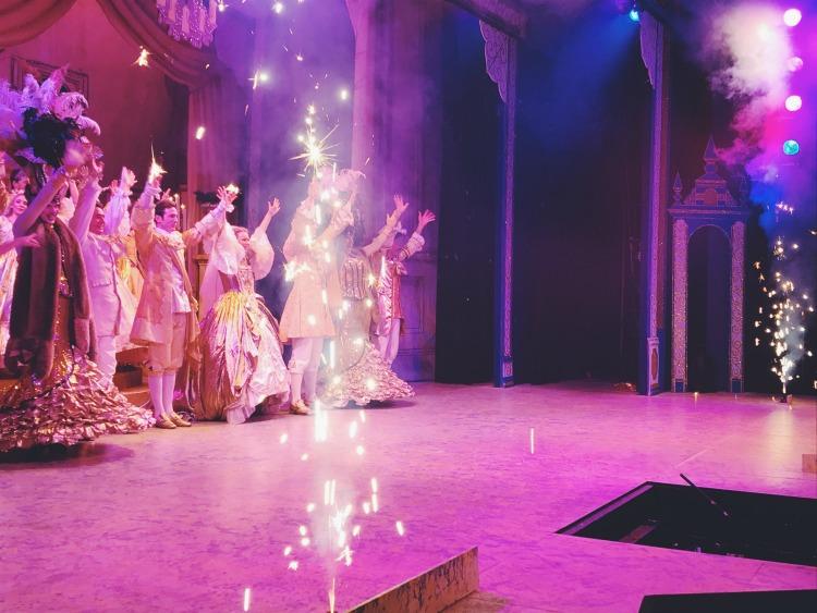 Octagon Theatre Cinderella