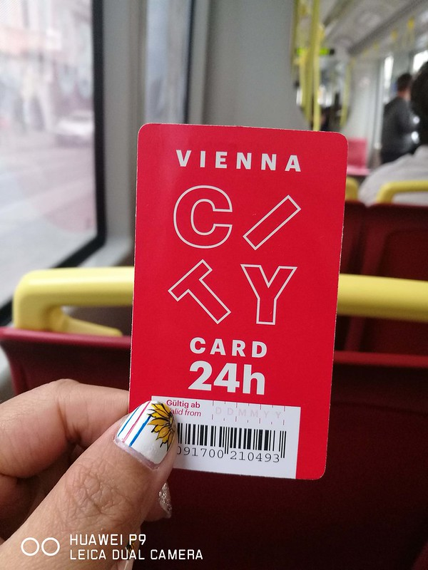 Vienna Card 24 Hours