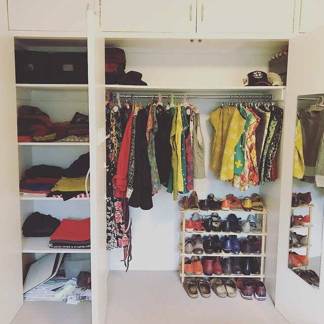 Closet curation
