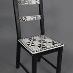 Gayla Lemke; Noho; Item 121 - in SITu: Art Chair Auction