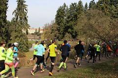 Prague Park Race Průhonickým parkem se rychle plní