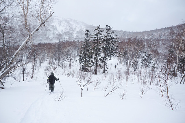 Photo:Mt. Haruka Ginreiso Hut Overnight Winter Trip Dec 2017 (Hokkaido, Japan) By Robert Thomson