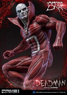 Prime 1 Studio 黑暗正義聯盟【亡人】Deadman ジャスティス・リーグ ダーク デッドマン(リー・ベルメホ版)MMDC-29EX 全身雕像作品