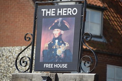 Nelson's Boyhood Home and Holkham Hall