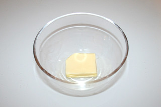 01 - Zutat Butter / Ingredient butter