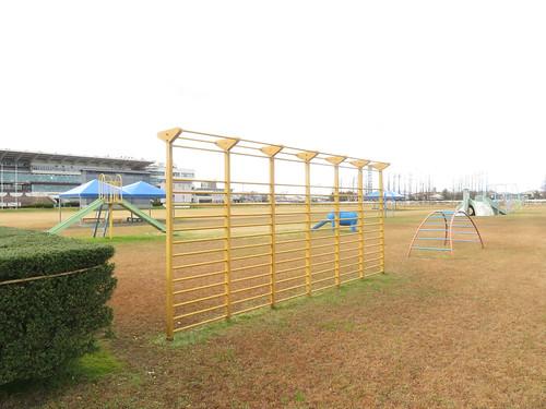 金沢競馬場の遊具