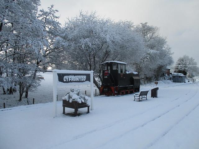 De-icing Train