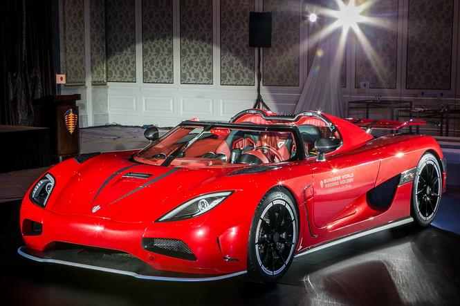 完美 永不止息 Koenigsegg即將現身2018世界新車大展