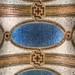 Tiffany mosaic ceiling