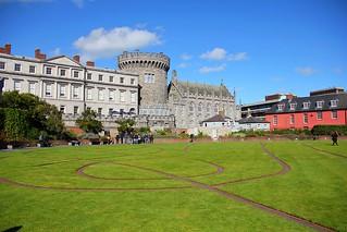 Mon, 12/18/2017 - 11:22 - Dublin Castle in Ireland