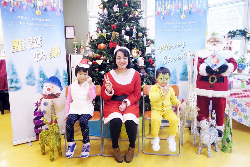 2017-2018年度『聖誕慶祝會』~信級(K1)