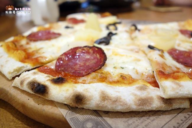 YATS葉子餐廳 pizza (2).JPG
