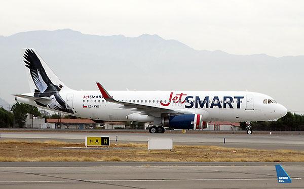 JetSMART A320 CC-AWD (RD)