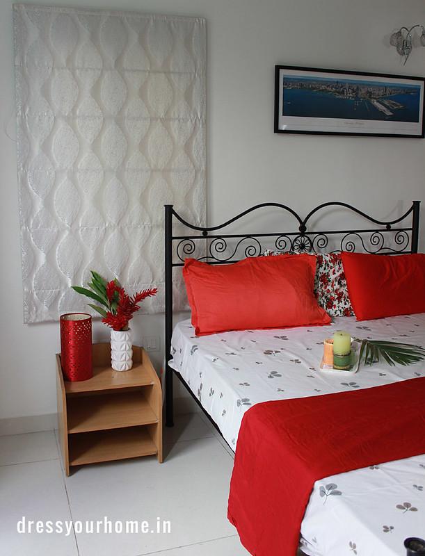 Corner decor