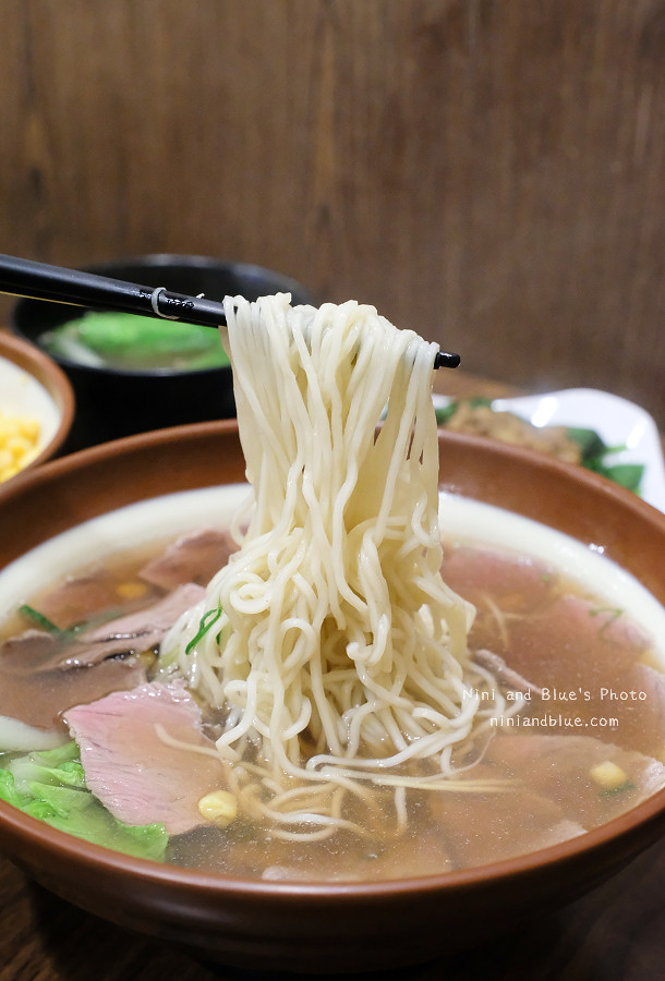 上泓園牛肉麵-科博館美食15